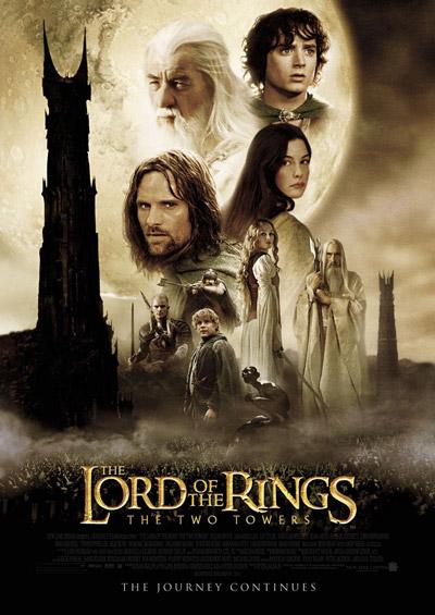 Chúa Tể Của Những Chiếc Nhẫn: Hai Tòa Tháp