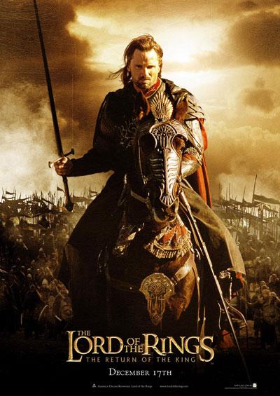 Chúa Tể Những Chiếc Nhẫn: Sự Trở Lại Của Nhà Vua