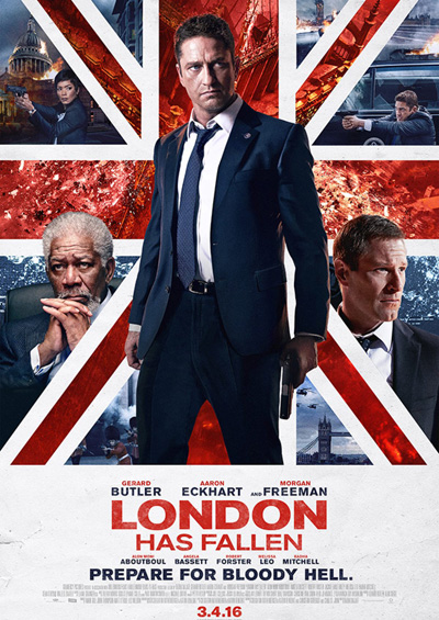London Thất Thủ