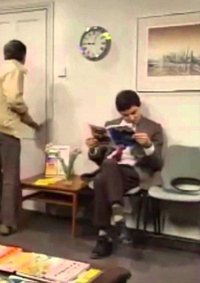 Mr Bean Đi Khám Răng