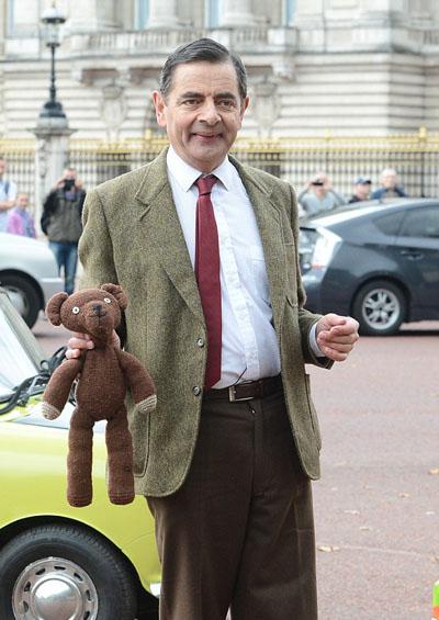 Mr Bean Đi Xe Lửa