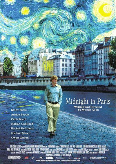 Paris Lúc Nửa Đêm