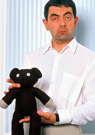 Mr Bean Trông Trẻ
