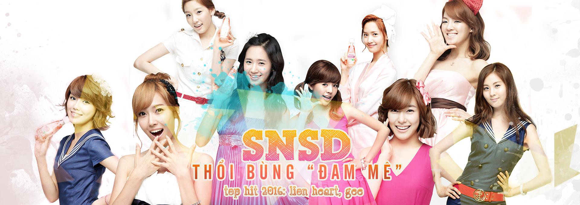 Ca Khúc Gee - Nhóm Girls Generation