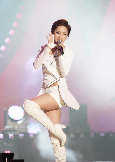 Ca Khúc Lucky - Ca sĩ: Kangta Ft. Younha