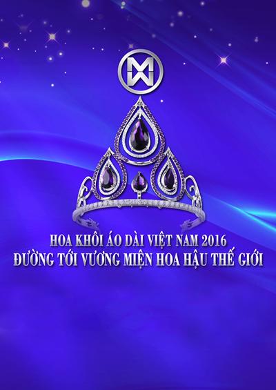 Hoa Khôi Áo Dài Việt Nam