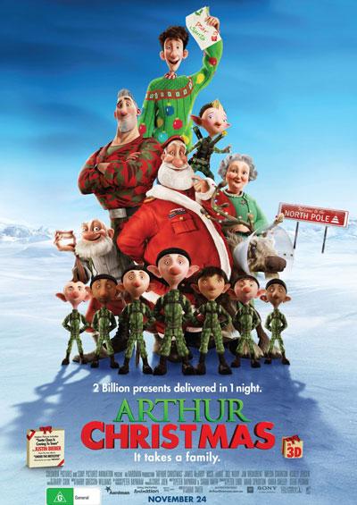 Giáng Sinh của Arthur