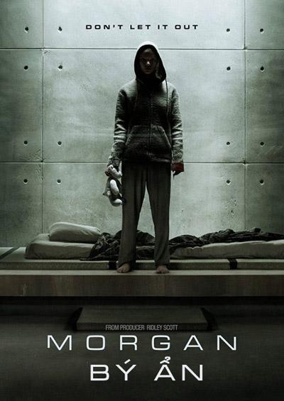 Morgan Bí Ẩn