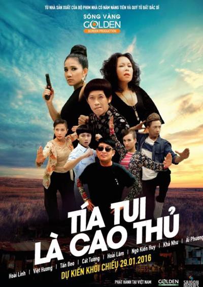 Phim Tía Tui Là Cao Thủ