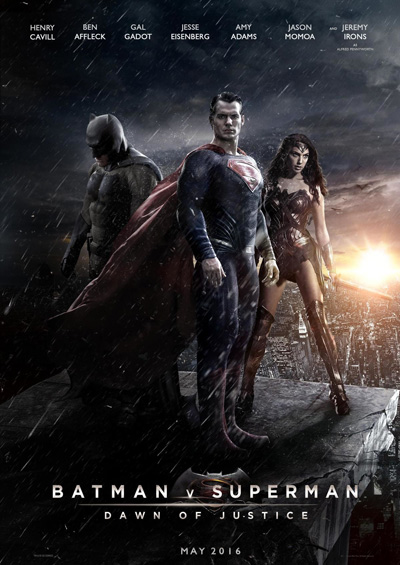 Batman Đại Chiến Superman: Ánh Sáng Công Lý