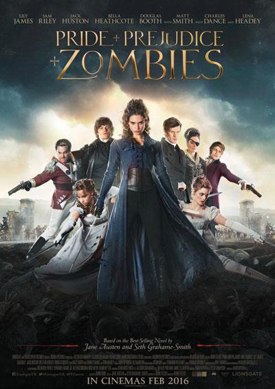 Kiêu Hãnh, Định Kiến Và Zombies