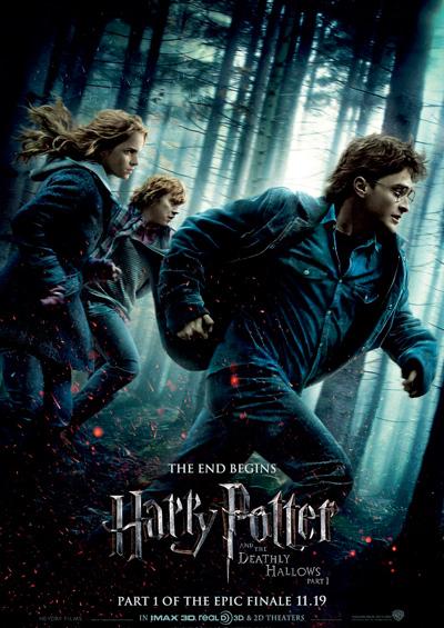 Phim Harry Potter Và Bảo Bối Tử Thần Phần 1