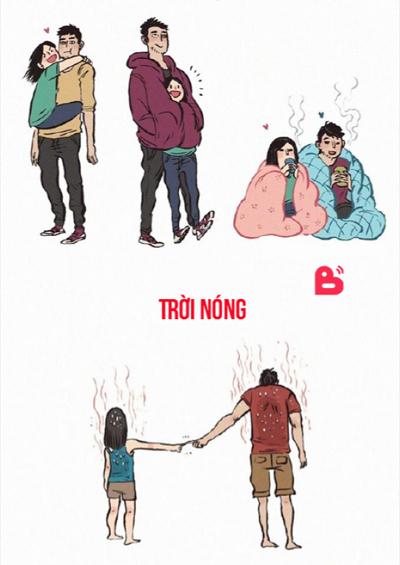 Hài không ngờ- tình yêu thời nay