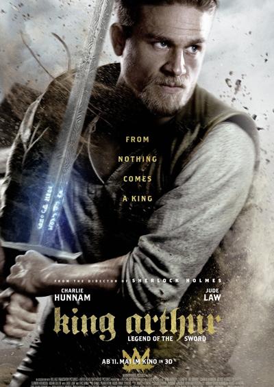Huyền Thoại Vua Arthur : Thanh Gươm Trong Đá
