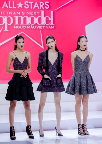 Vietnam Next Top Model: Những tình huống hài hước của thánh đơ Cao Ngân
