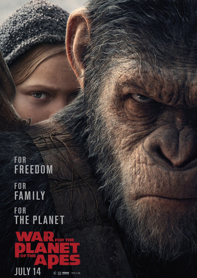 Phim Đại Chiến Hành Tinh Khỉ