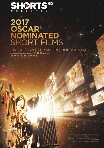 Những Phim Hoạt Hình Ngắn Được Đề Cử Giải Oscar Năm 2017