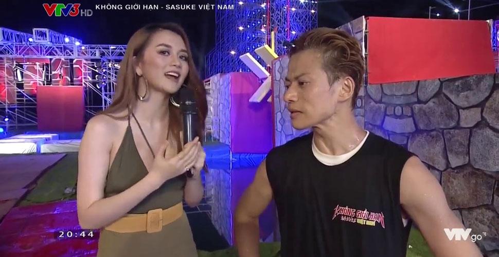 Sasuke Việt Nam: Mai Ngô cực nóng bỏng