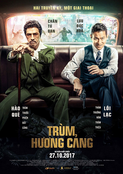 Phim Trùm Hương Cảng