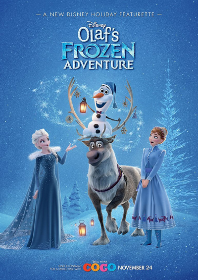 Phim Frozen: Chuyến Phiêu Lưu Của Olaf
