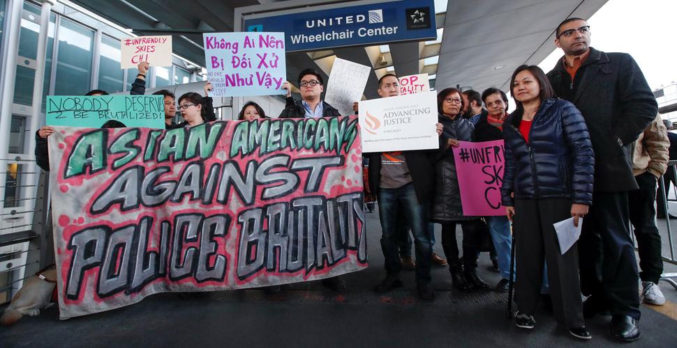 Tại sao hành khách gốc Việt lại bị đuổi xuống tại sân bay Mỹ...