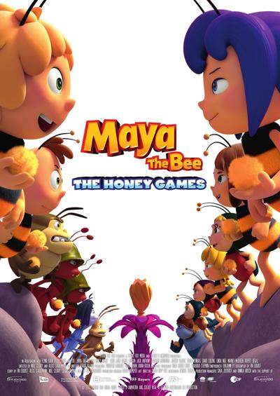 Chú Ong Maya 2: Cuộc Chiến Cúp Ong Mật