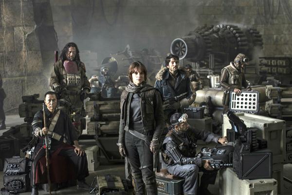 Bom tấn Rogue One chính thức cán mốc doanh thu 1 tỷ USD