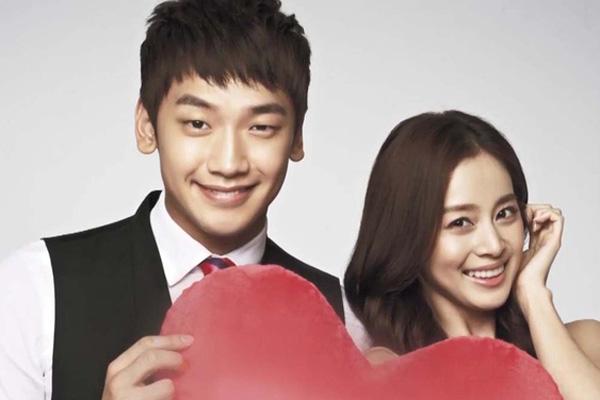 Kim Tae Hee và Bi Rain tổ chức đám cưới