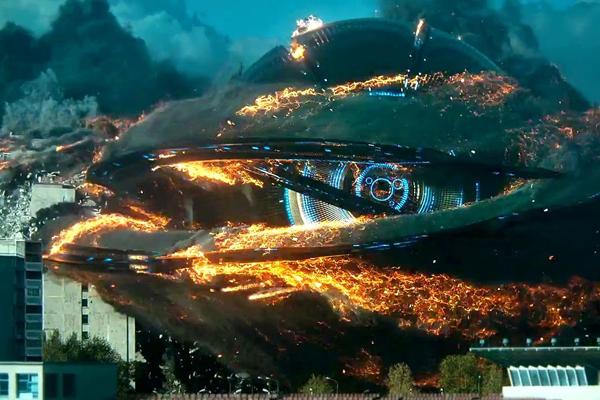 Preview Không gian mê hoặc: Bom tấn Transformers xứ bạch dương