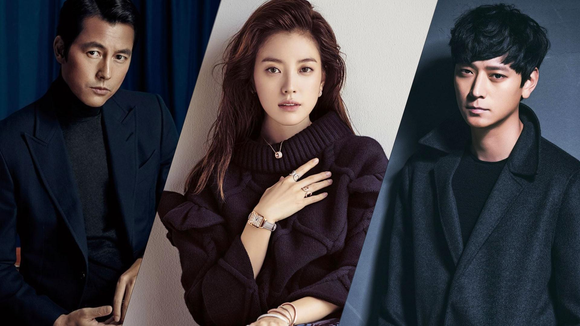 Han Hyo Joo, Kang Dong Won và Jung Woo Sung có khả năng sẽ hợp tác với nhau trong phim mới