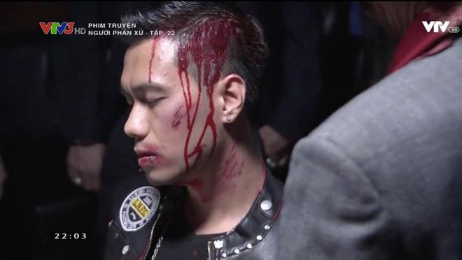 Người phán xử tập 22: Làm trùm chưa lâu, Phan Hải đã ôm đầu bê bết máu