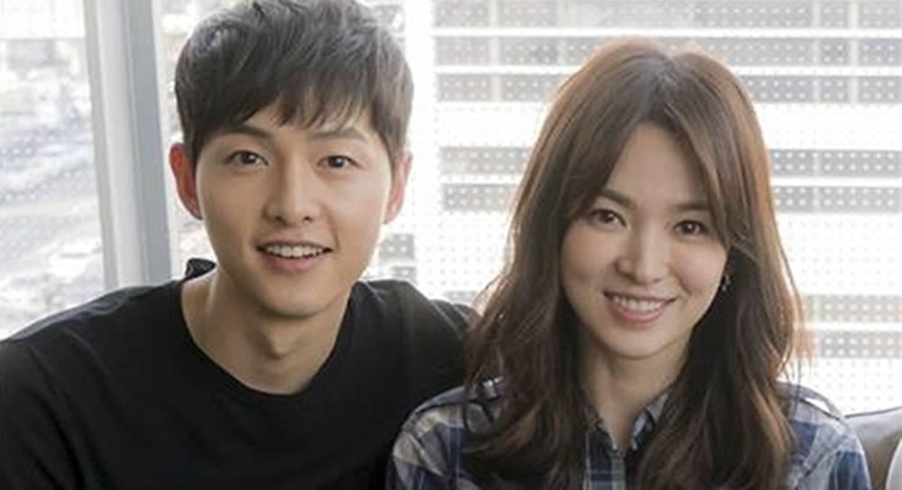Song Joong Ki tiết lộ ưu điểm của vợ sắp cưới  Song Hye Kyo