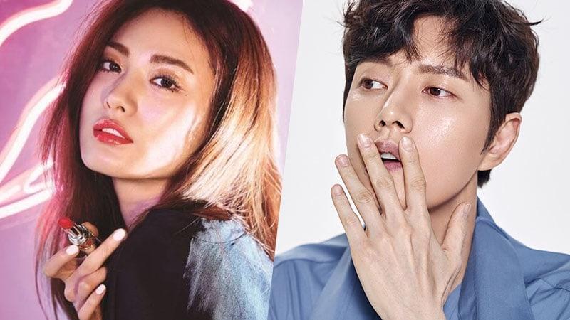 After School Nana nhiều khả năng sẽ hợp tác cùng Park Hae Jin trong phim mới
