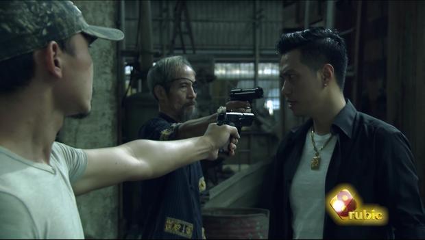 Người phán xử tập 39: Phan Hải lại rơi vào tay Thế Chột