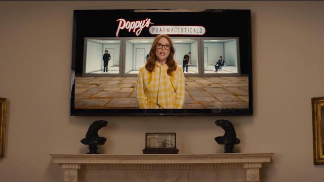 Poppy  Nữ phản diện kỳ lạ của Kingsman: Tổ chức hoàng kim