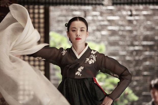 Rụng rời trước nhan sắc 12 mĩ nhân cổ trang đẹp nhất điện ảnh Hàn Quốc