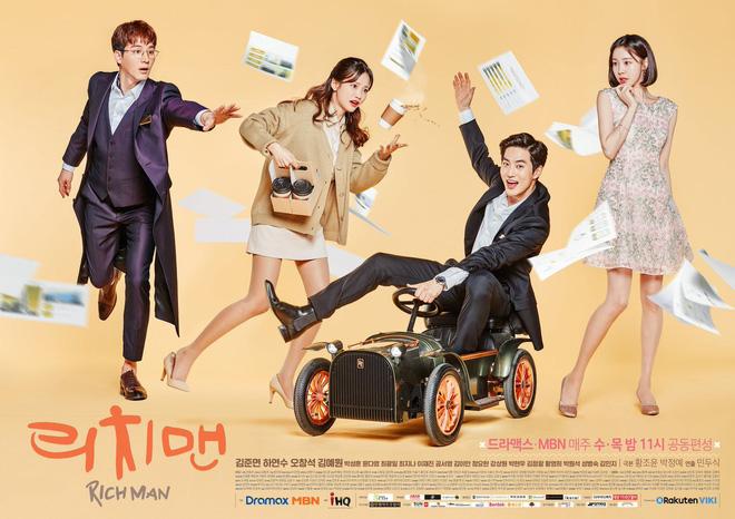 Bộ phim về nàng lọ lem mới nhất dành cho khán giả yêu phim Hàn