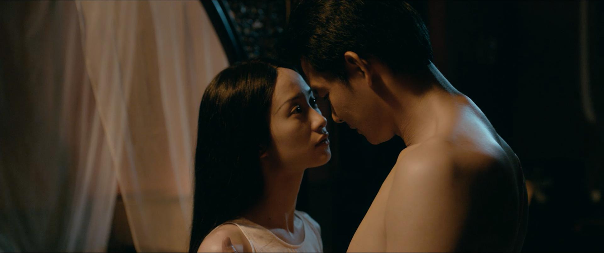 Jun Vũ và Quách Ngọc Ngoan cùng những cảnh quay nóng bỏng trong