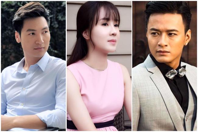 Nhân duyên trời định của 4 căp diễn viên làng giải trí Việt
