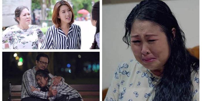 Phim 'Gạo nếp gạo tẻ' tập 40: Hân hoa hậu công khai chuyện Công có bồ nhí làm gia đình bất ngờ