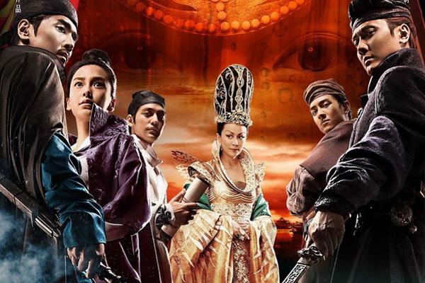 Địch Nhân Kiệt - Rồng biển trỗi dậy: tuyệt tác điện ảnh của Từ Khắc